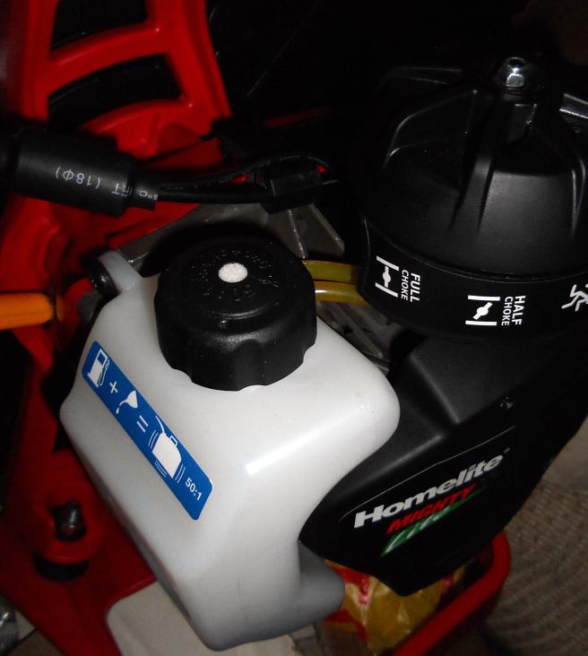 DIY Homelite / Ryobi Carburetor adjustment pac-man tool – GuShH's
